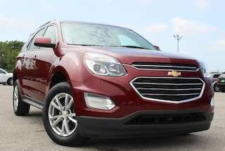 Used 2017 Chevrolet Equinox LT LOW MILES ONE OWNER MUST SEE SUV C6238 for sale near you in Ardmore, OK