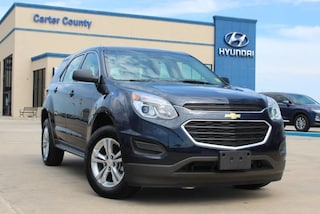 Used 2017 Chevrolet Equinox LS ONE OWNER NEVER BEEN SMOKED IN AND PRISTINE H3050 for sale near you in Ardmore, OK