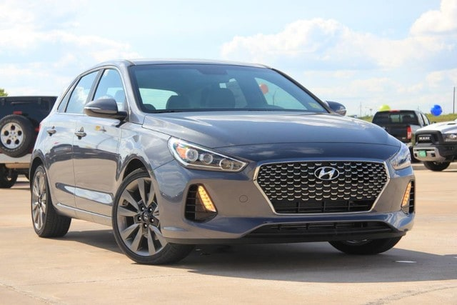 New Featured 2018 Hyundai Elantra GT Sport 10294 for sale near you in Ardmore, OK