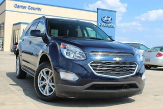 Used 2017 Chevrolet Equinox LT ONE OWNER NEVER BEEN SMOKED IN AND CLEAN ALL AR SUV H3090 for sale near you in Ardmore, OK