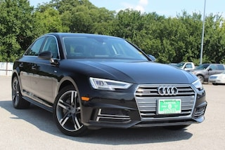 Used 2017 Audi A4 Premium Plus LEATHER LOADED ONE OWNER LOW MILES CL Sedan C6537 for sale near you in Ardmore, OK