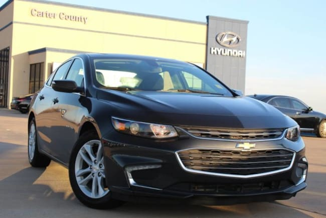 Used 2018 Chevrolet Malibu LOADED AND LUXURIOUS WITH SUNROOF MUST SEE for sale in Ardmore, OK