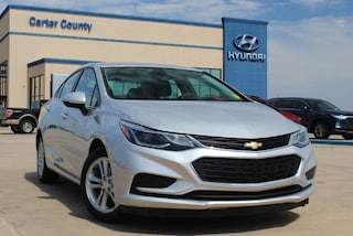 Bargain 2016 Chevrolet Cruze LT LOW MILES ONE OWNER AMAZING FUEL ECONOMY Sedan H3043 for sale near you in Ardmore, OK