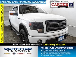 2013 Ford F-150 FX4 Truck SuperCrew Cab Automatic
