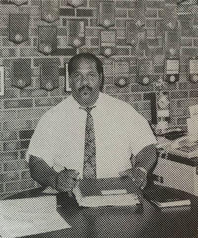 Norman Wyatt, Sr.