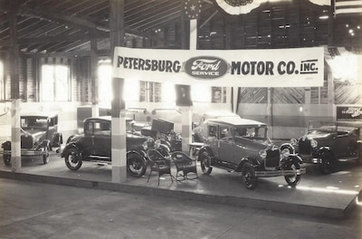 Petersburg Motor Company