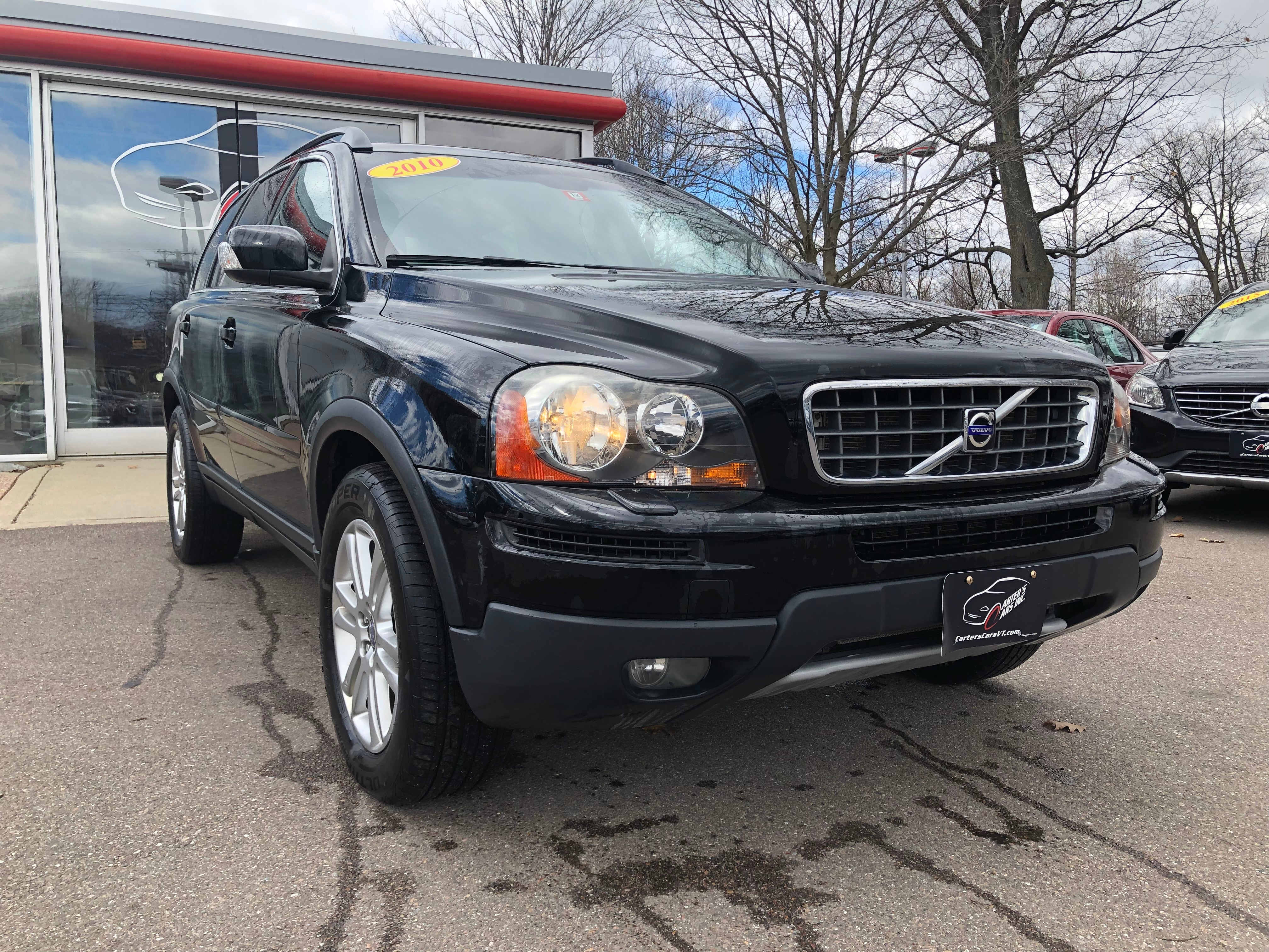 Used 2010 Volvo XC90 For Sale at Carter's Cars Inc  | VIN