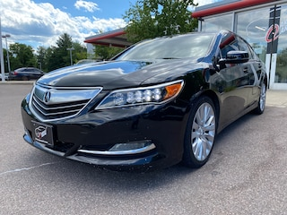 2014 Acura RLX Base w/Technology Package (A6) Sedan