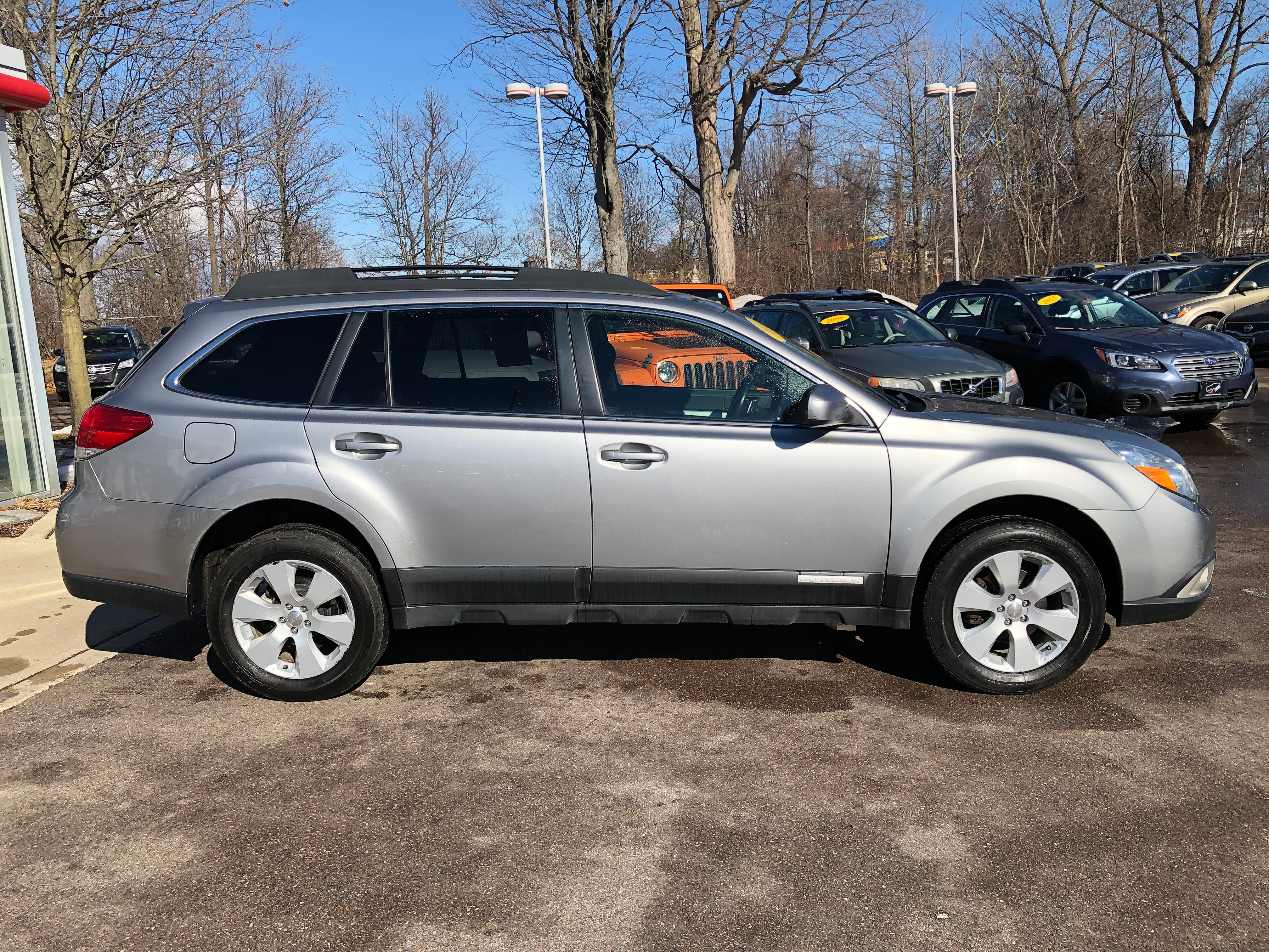 Used 2011 Subaru Outback For Sale at Carter's Cars Inc