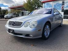 2002 Mercedes-Benz CL-Class Base Coupe