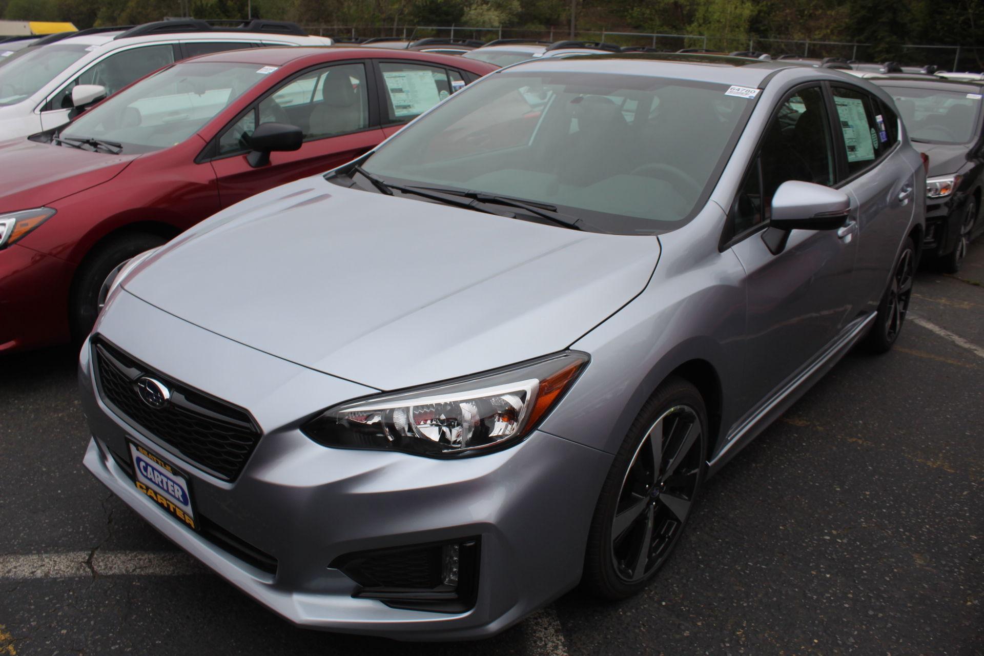 2019 Subaru Impreza 4S3GTAM6XK3733653