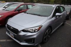 New Subaru 2019 Subaru Impreza 4S3GTAM6XK3733653 for sale in Seattle at Carter Subaru Ballard