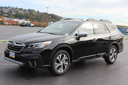 Featured New 2021 Subaru Outback 4S4BTAPCXM3102038 for Sale in Seattle
