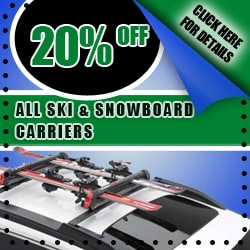 Use This Coupon For Purchasing A A Genuine Subaru Roof Rack Ski U0026 Snowboard  Attachment And Clamp Kit For Your Subaru.
