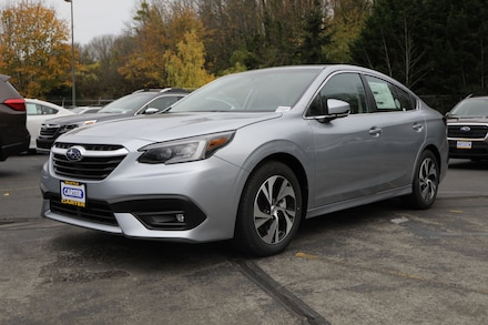 Featured New 2021 Subaru Legacy 4S3BWAF62M3004855 for Sale in Seattle