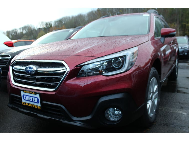 New Subaru 2019 Subaru Outback for sale in Seattle at Carter Subaru Ballard