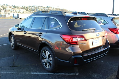 New 2019 Subaru Outback 2 5i Limited For Sale in Seattle, WA
