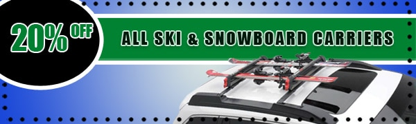 Seattle Subaru Ski U0026 Snowboard Roof Rack Special
