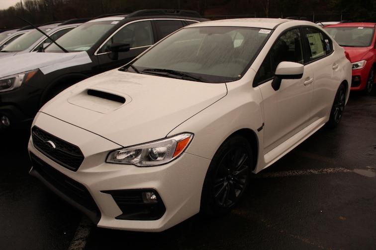 New Subaru 2019 Subaru WRX for sale in Seattle at Carter Subaru Ballard