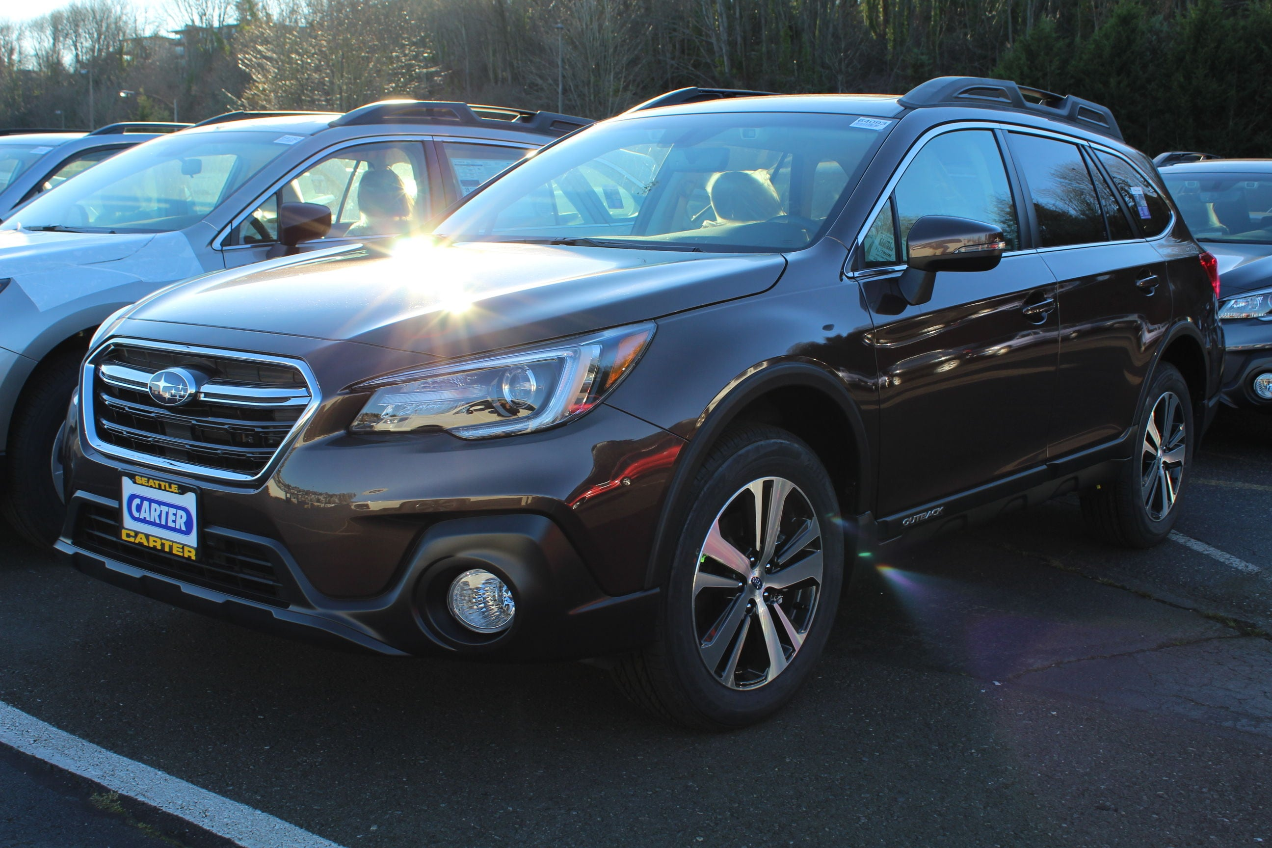 New 2019 Subaru Outback 2 5i Limited For Sale in Seattle
