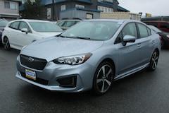 Certified Pre-Owned Subaru 2018 Subaru Impreza 4S3GKAM60J3613698 for sale in Seattle, Washington at Carter Subaru Ballard