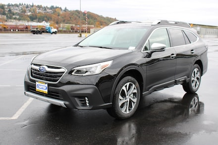 Featured New 2021 Subaru Outback 4S4BTAPC8M3100790 for Sale in Seattle