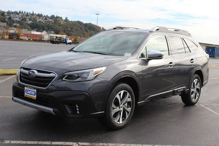 Featured New 2021 Subaru Outback 4S4BTAPC5M3103808 for Sale in Seattle