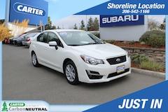 Certified Pre-Owned Subaru 2016 Subaru Impreza Sedan JF1GJAB66GH011878 for sale in Seattle, Washington at Carter Subaru Ballard