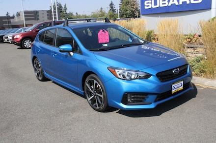 New 2020 Subaru Impreza Sport 5-door S59408 for sale in Seattle, WA