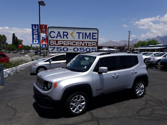 used 2015 jeep renegade for sale in tucson az | stock: p17031