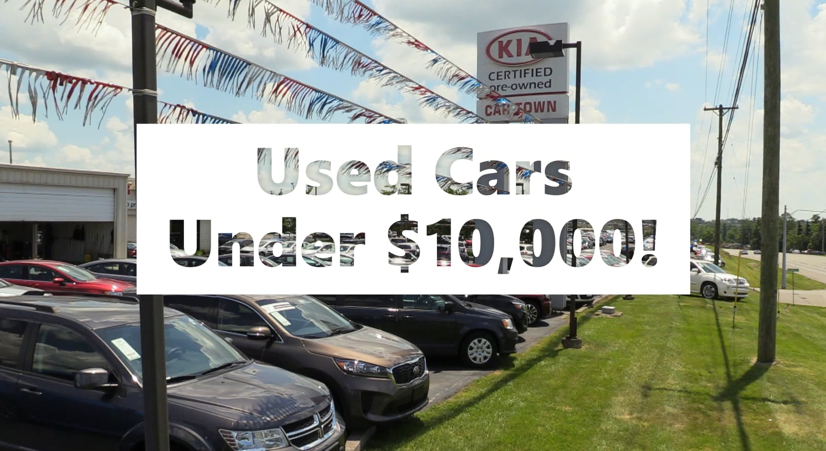 Used Cars Under 10 000 In Lexington Ky Car Town Kia