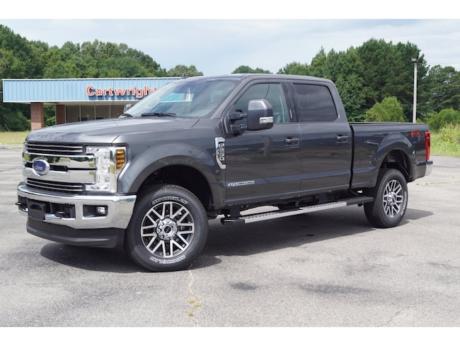 2019 Ford F-250 Super Duty Truck Crew Cab