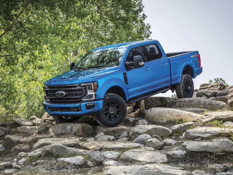 Caruso Ford - The 2021 Ford Super Duty is built to handle tough tasks near Los Cerritos CA