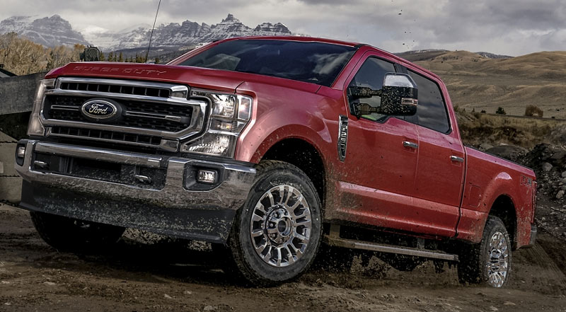 Caruso Ford - The 2020 Ford Super Duty offers several trim levels near Lakewood Village CA