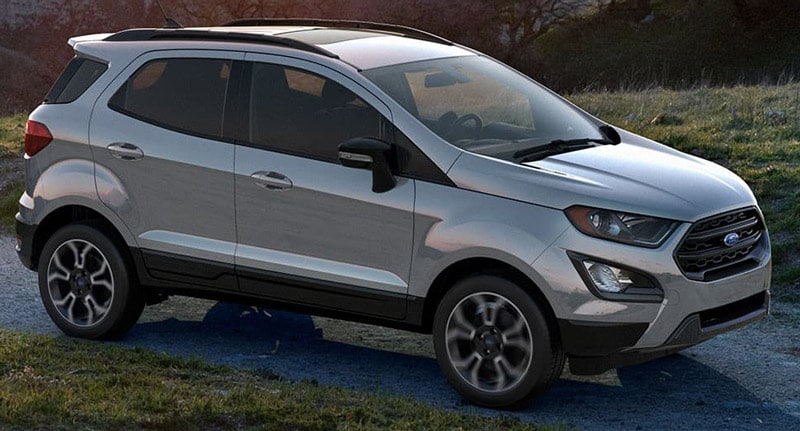 Caruso Ford - You must consider the new 2020 Ford EcoSport near Bixby Knolls CA