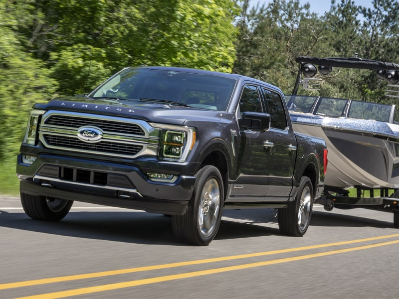 Caruso Ford - The 2021 Ford F-150 is the best yet near Bixby Knolls CA