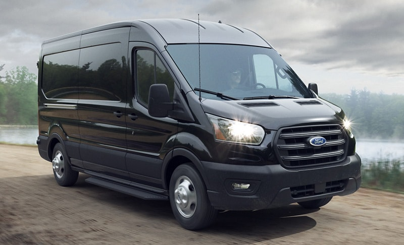 Caruso Ford - The 2020 Ford Transit is the best option for you near California Heights CA