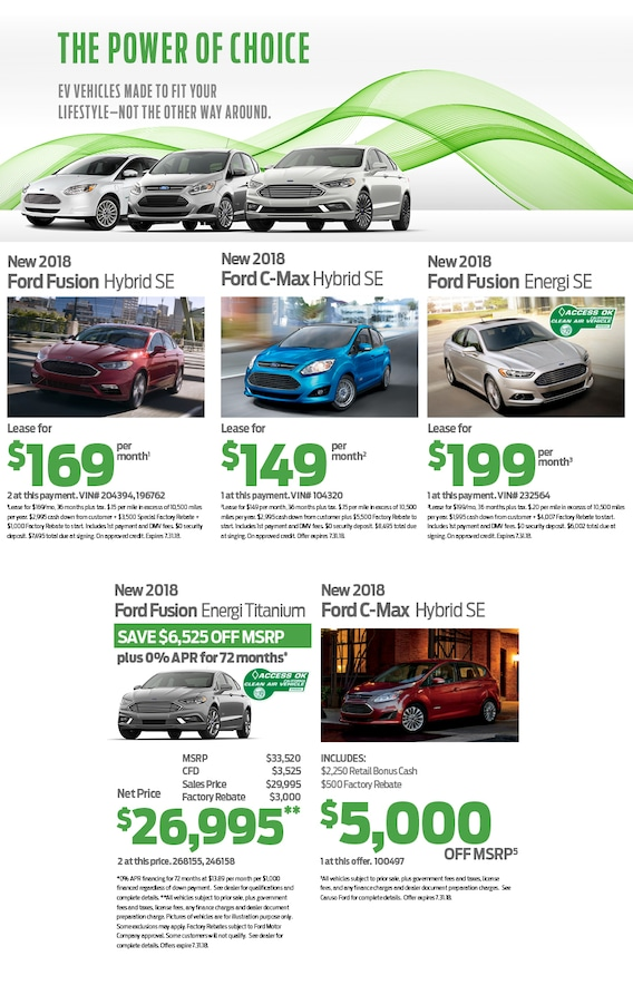 Caruso Ford Long Beach >> Hybrid And Electric Specials At Caruso Ford Lincoln New