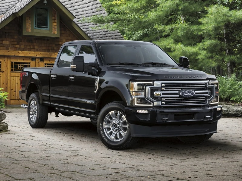 Caruso Ford - The 2021 Ford Super Duty is versatile and powerful near Lakewood Village CA