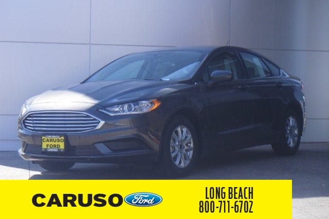 Caruso Ford Long Beach >> New 2018 Ford Fusion For Sale At Caruso Ford Lincoln Vin 3fa6p0g74jr110355