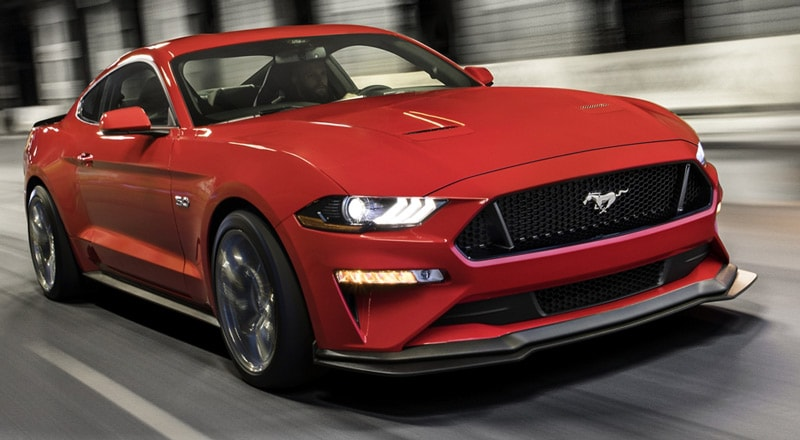 Caruso Ford - The 2020 Ford Mustang offers some great features near Lakewood CA