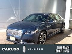 2018 Lincoln Continental Select Sedan