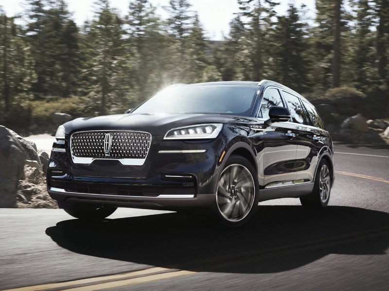 Caruso Lincoln - The 2021 Lincoln Aviator is loaded with high-tech features near Lakewood CA