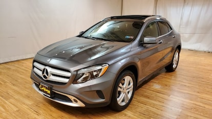 Used 2016 Mercedes-Benz GLA 250 For Sale at CAR VISION