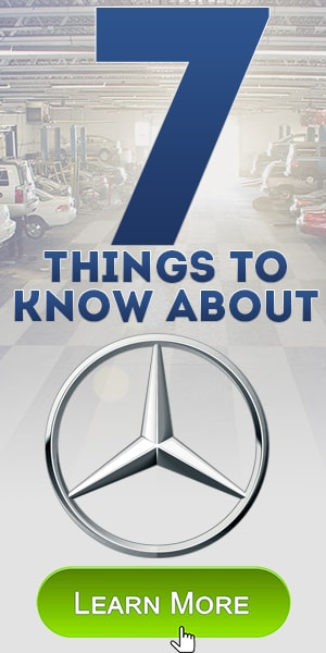 7 Things to know about Mercedes Benz