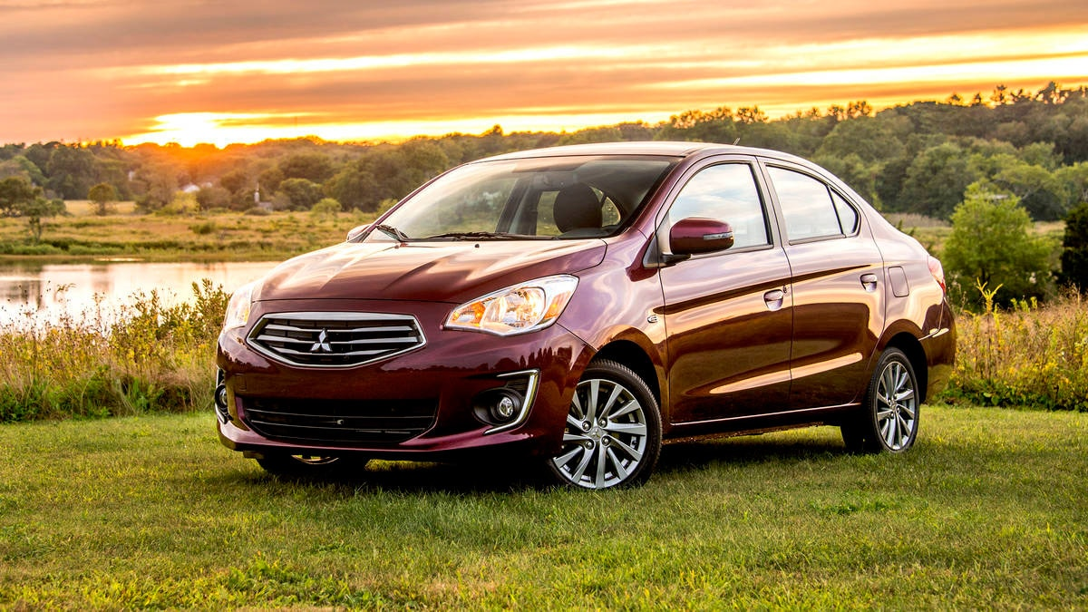 Norristown Cars for Sale 2018 Mitsubishi Mirage G4