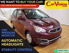 2017 Mitsubishi Mirage ES 5-Speed Manual Hatchback