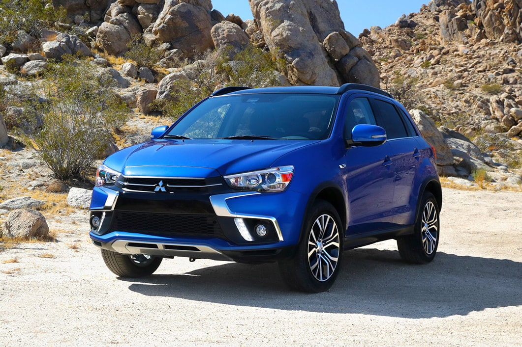 Norristown Mitsubishi Outlander Sport Lease