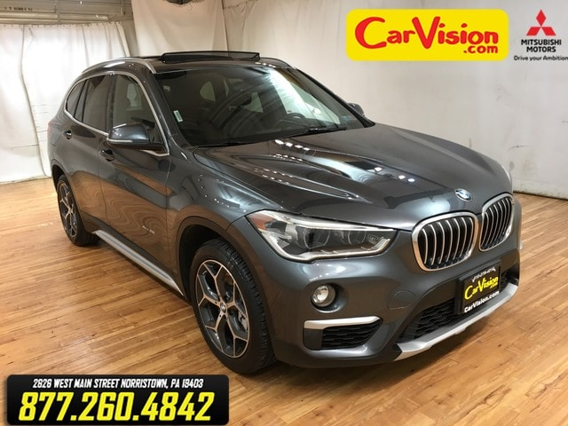 17a9f33f142 Used 2016 BMW X1 For Sale at CAR VISION MITSUBISHI