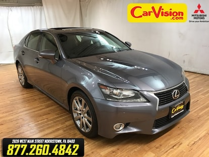 Used 2013 LEXUS GS 350 For Sale at CAR VISION MITSUBISHI | VIN